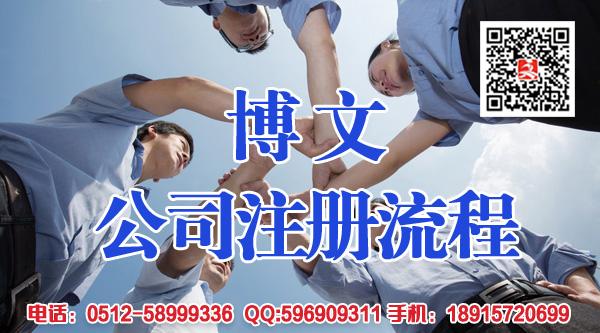 张家港全资子公司注册流程及资料